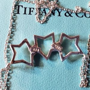 TCO  star necklace
